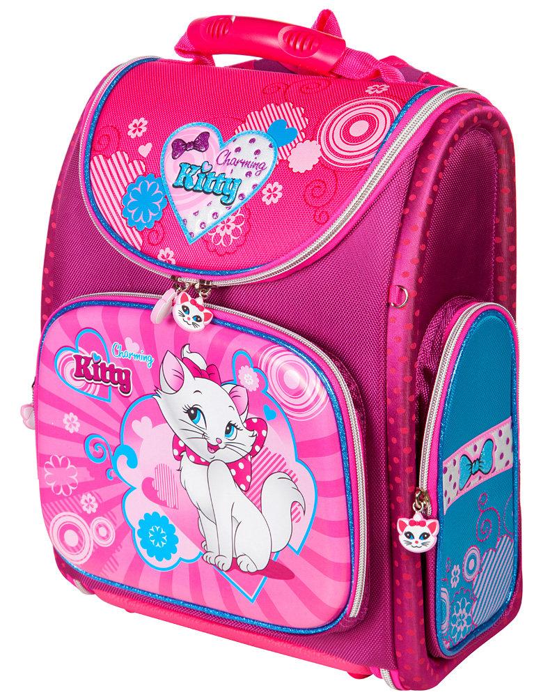 771fcd7c9106 Купить Школьный рюкзак Hummingbird К40 Charming Kitty по цене 4 390 ...