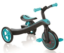Велосипед-беговел Globber Trike Explorer (2 IN 1)