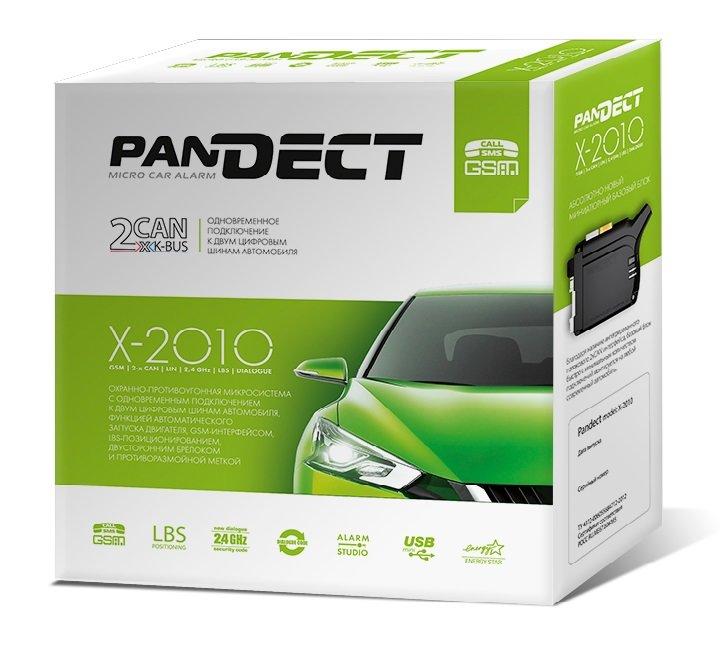 Pandora Автосигнализация Pandect X-2010
