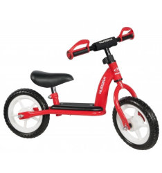"Беговел HUDORA Laufrad Toddler 10"", красный 10340"