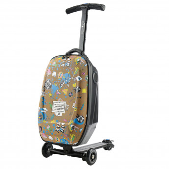 Micro Luggage Steve Aoki sound2go (ML0007)